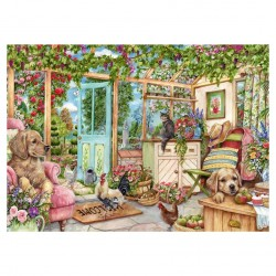 Country Conservatory Jigsaw RRP £12.99