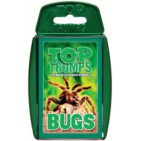 Top Trumps Bugs RRP £6.00