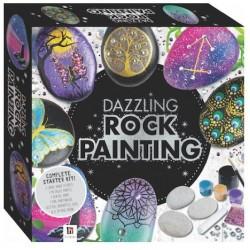 Dazzling Rock Painting Kit RRP £9.99