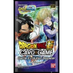 Dragon Ball Battle Evolution Boosters EB01 (24ct) RRP £3.99