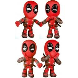 "Deadpool 12"" Plush Assortment (8ct) RRP £12.99"
