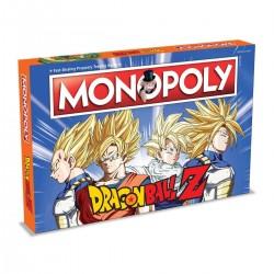 Dragon Ball Z Monopoly RRP £29.99