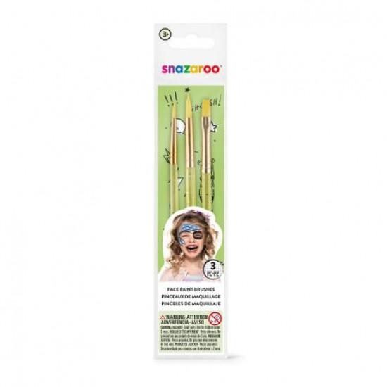 Brush - Fun Brush Set (3 Pack) SZB015 (1192505) RRP £3.45