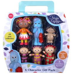 In the Night Garden Figurine Gift Pack (6ct) RRP £19.99