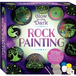 Glow In The Dark Rock Painting RRP £9.99
