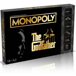 The Godfather Monopoly RRP £29.99