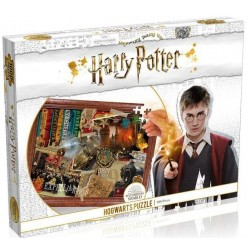Harry Potter Collectors 1000pc Jigsaw Puzzle (Hogwarts) RRP £12.99