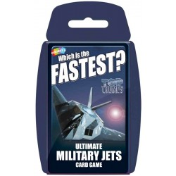 Top Trumps Ultimate Military Jets RRP £6.00