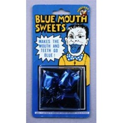 Jokes Blue Mouth Sweets (12ct) rrp RRP £0.99