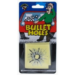 Jokes Bullet Holes (12ct) RRP £0.80