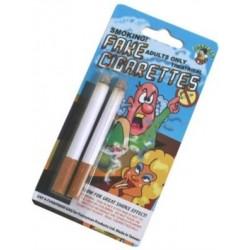 Jokes Fake Smoke Lit Cigarette (ADULTS ONLY) (12ct) RRP £1.25