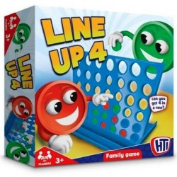 Line Up 4 Game RRP £6.99