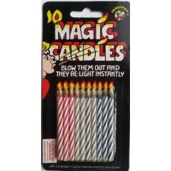 Jokes Magic Candles (12ct) RRP £1.25
