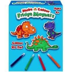 Make & Colour Fridge Magnets (12ct) RRP £1.99