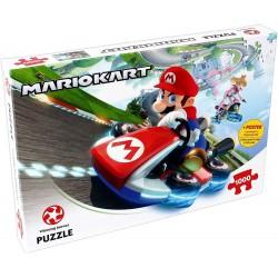 Mario Kart Fun Racer 1000pc Jigsaw Puzzle RRP £12.99
