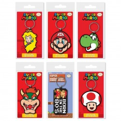 Super Mario Keychain (16ct) RRP £0.99