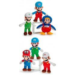 """Super Mario 14"""" Plush Assortment - Series 3 (8ct) RRP £14.99"""
