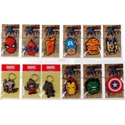 Marvel Hero 2D Keychains (14ct) RRP £0.99