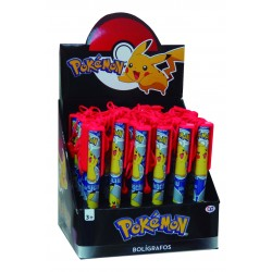 Pokemon Ball Pen with Cord (36ct) RRP £1.99