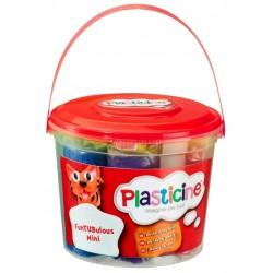 Plasticine FunTUBulous Mini Bucket (6ct) RRP £3.99