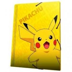 Pokemon Pikachu A4 3-flap Binder (5ct) RRP £8.99