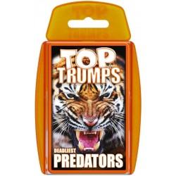 Top Trumps Predators RRP £6.00