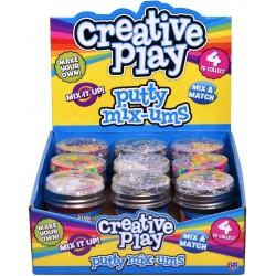 Putty Mix-ums (12ct) RRP £2.99