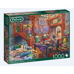 The Quilt Shop Jigsaw RRP £12.99