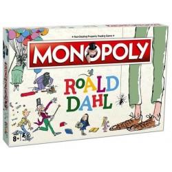 Roald Dahl Monopoly RRP £29.99