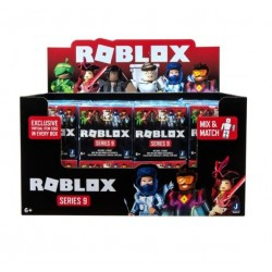 Roblox Mystery Figures Assortment - Series 9 (24ct) RRP £3.99
