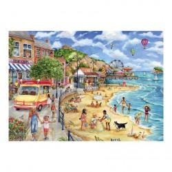 Seaside Promenade Jigsaw RRP £12.99