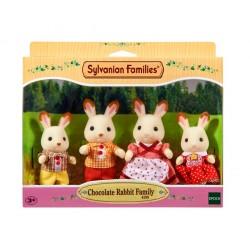 Chocolate Rabbit Family (SYL04150) RRP £19.99 Bricks & Mortar ONLY