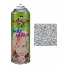 Silver Glitter Hair Colour RRP £1.99