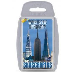Top Trumps Skyscrapers RRP £6.00