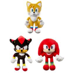 Sonic Friends Plush Assortment (6ct) RRP £12.99