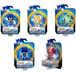 "Sonic the Hedgehog 2.5"" Figure Assortment (12ct) RRP £4.99"