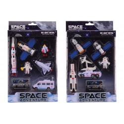 Space Shuttle Adventure Playset Assortment (12ct) RRP £6.99
