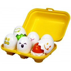 Hide & Squeak Eggs (6ct) RRP £9.99