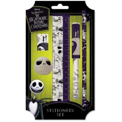 Nightmare Before Christmas Stationery Set RRP £4.99