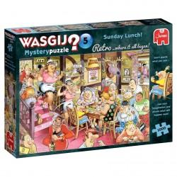 WASGIJ Mystery Jigsaw 5 - Sunday Lunch RRP £12.99