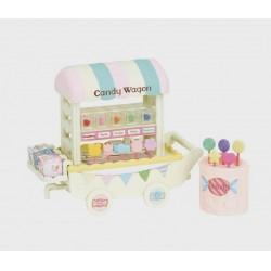 Candy Wagon (SYL45266) RRP £10.99 Bricks & Mortar ONLY