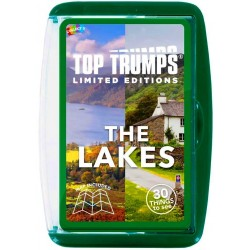 Top Trumps The Lakes RRP £8.00