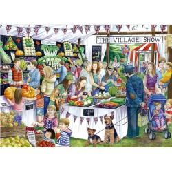 The Village Show Jigsaw RRP £12.99