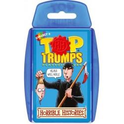 Top Trumps Horrible Histories RRP £8.00