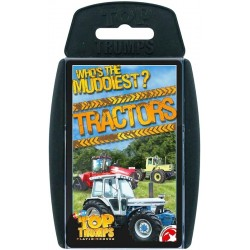 Top Trumps Tractors RRP £8.00