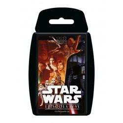 Top Trumps Star Wars: Episodes 4-6 RRP £8.00