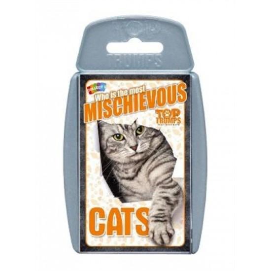 Top Trumps Cats RRP £6.00