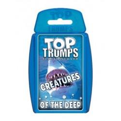 Top Trumps Creatures of the Deep RRP £6.00