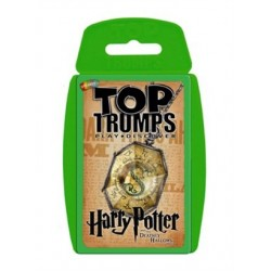 Top Trumps Harry Potter and the Deathly Hallows Part 1 RRP £8.00