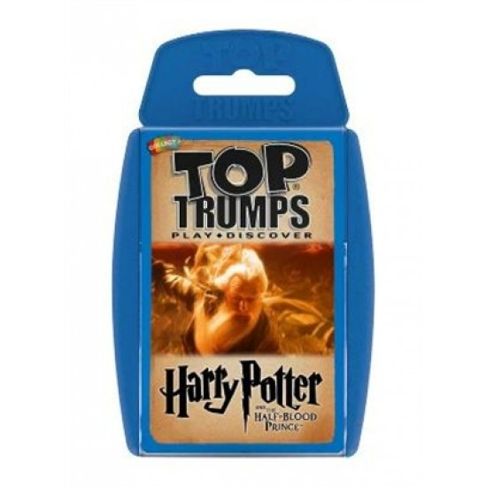 Top Trumps Harry Potter and the Half Blood Prince RRP £8.00